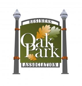 Oak Park Business Associatin Logo