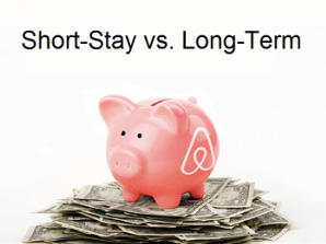 how to make money on Airbnb August landlord experiment