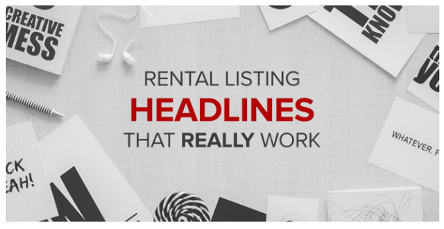 rental listing titles