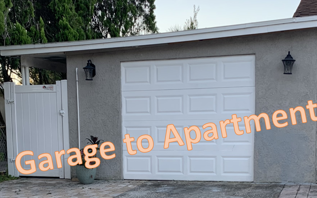 Airbnb Garage Conversion – How to Layout a Profitable Tiny House